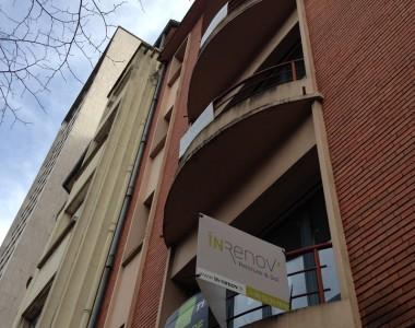 Rénovation immeuble Toulouse