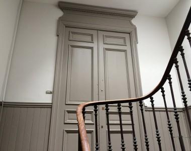 Rénovation cage d'escalier / parties communes Toulouse