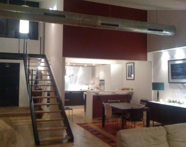 Rénovation d'un loft  à Toulouse
