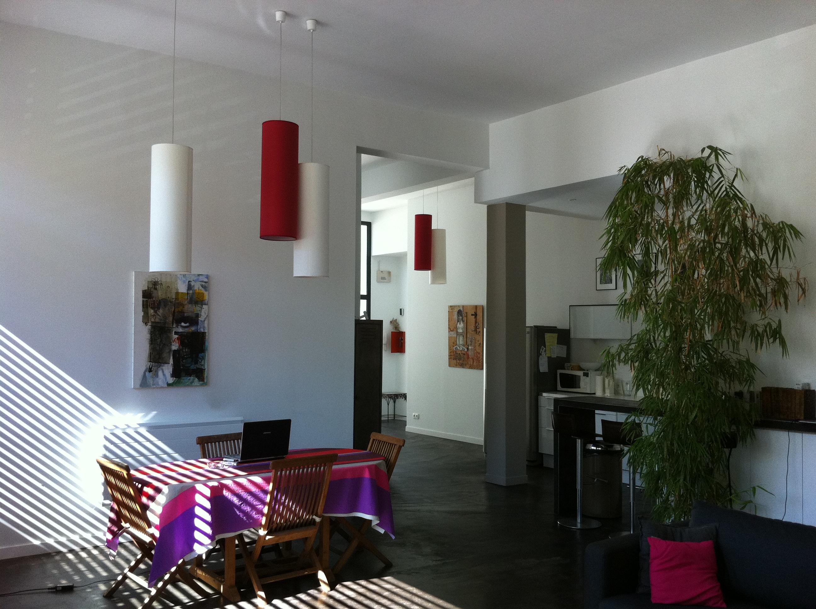 rénovation loft actuel