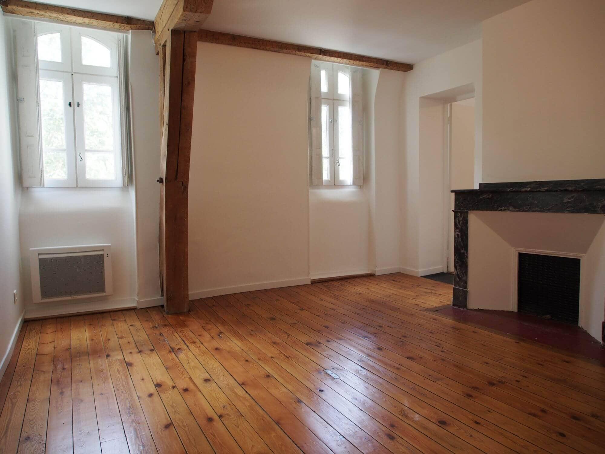 Rénovation de maison ancienne à Toulouse