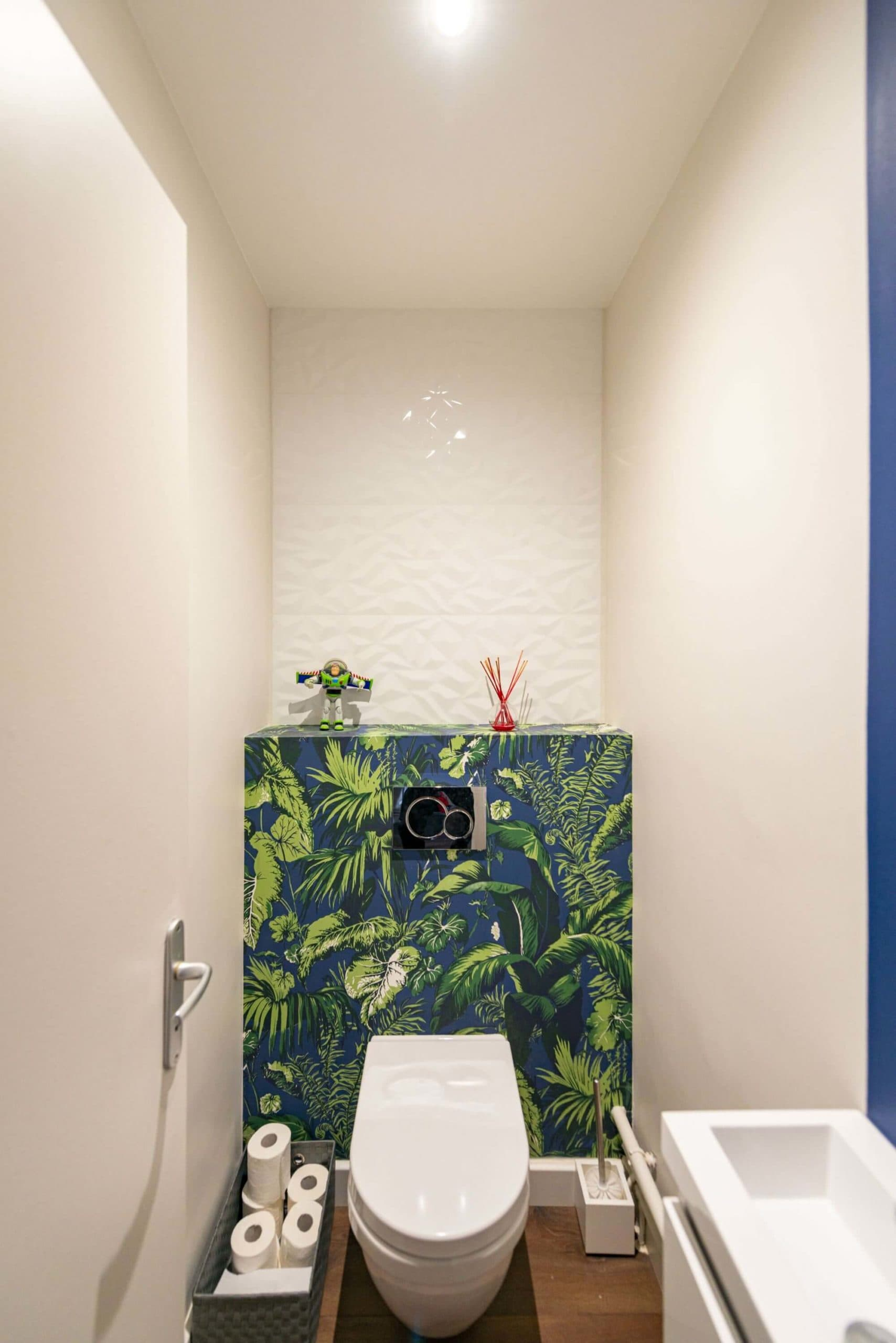 Toilettes, WC, Rénovés