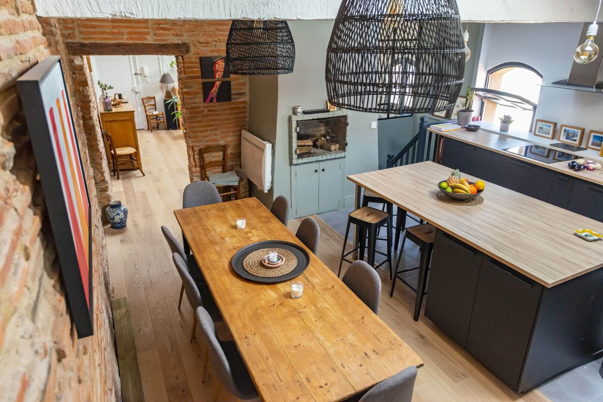 Architecte d'intérieur, Cuisine, Carmes