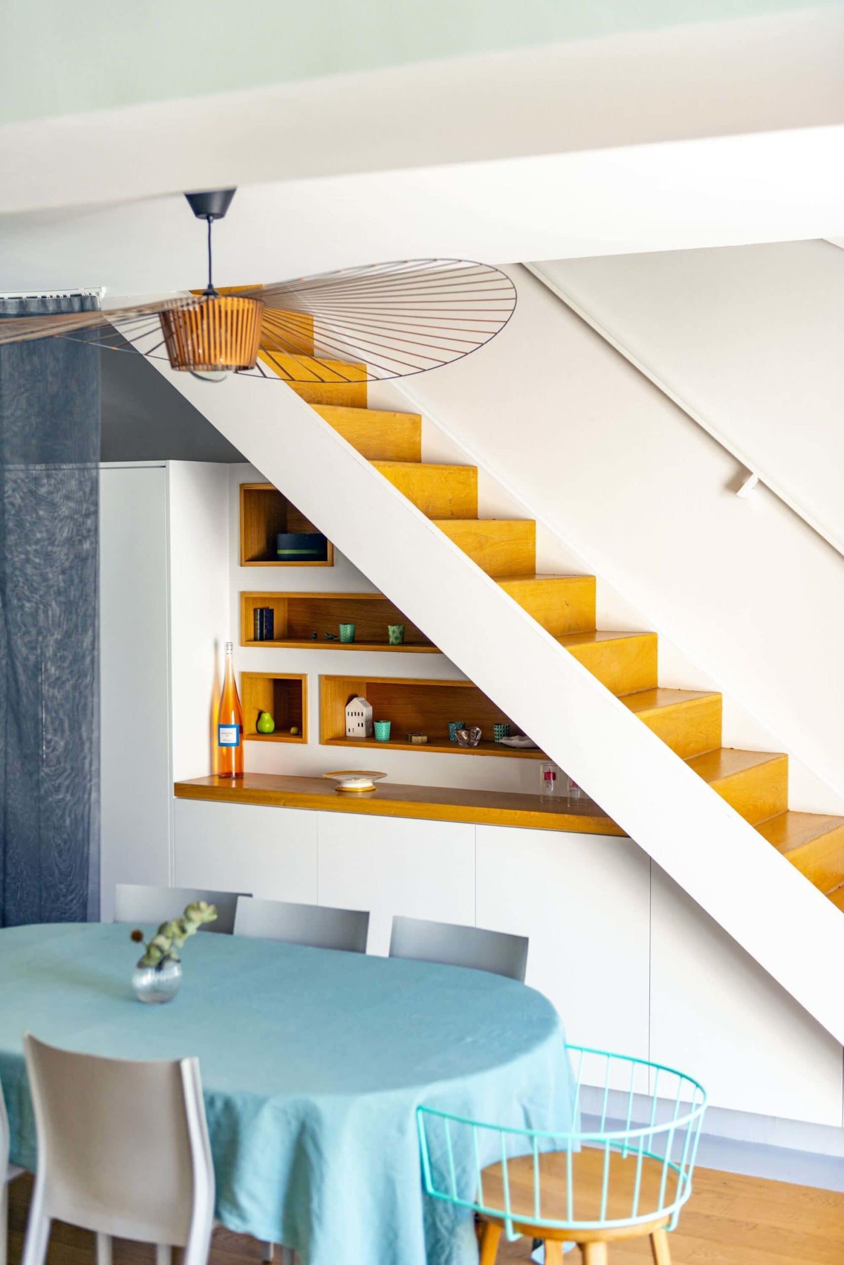 Escalier, Meuble