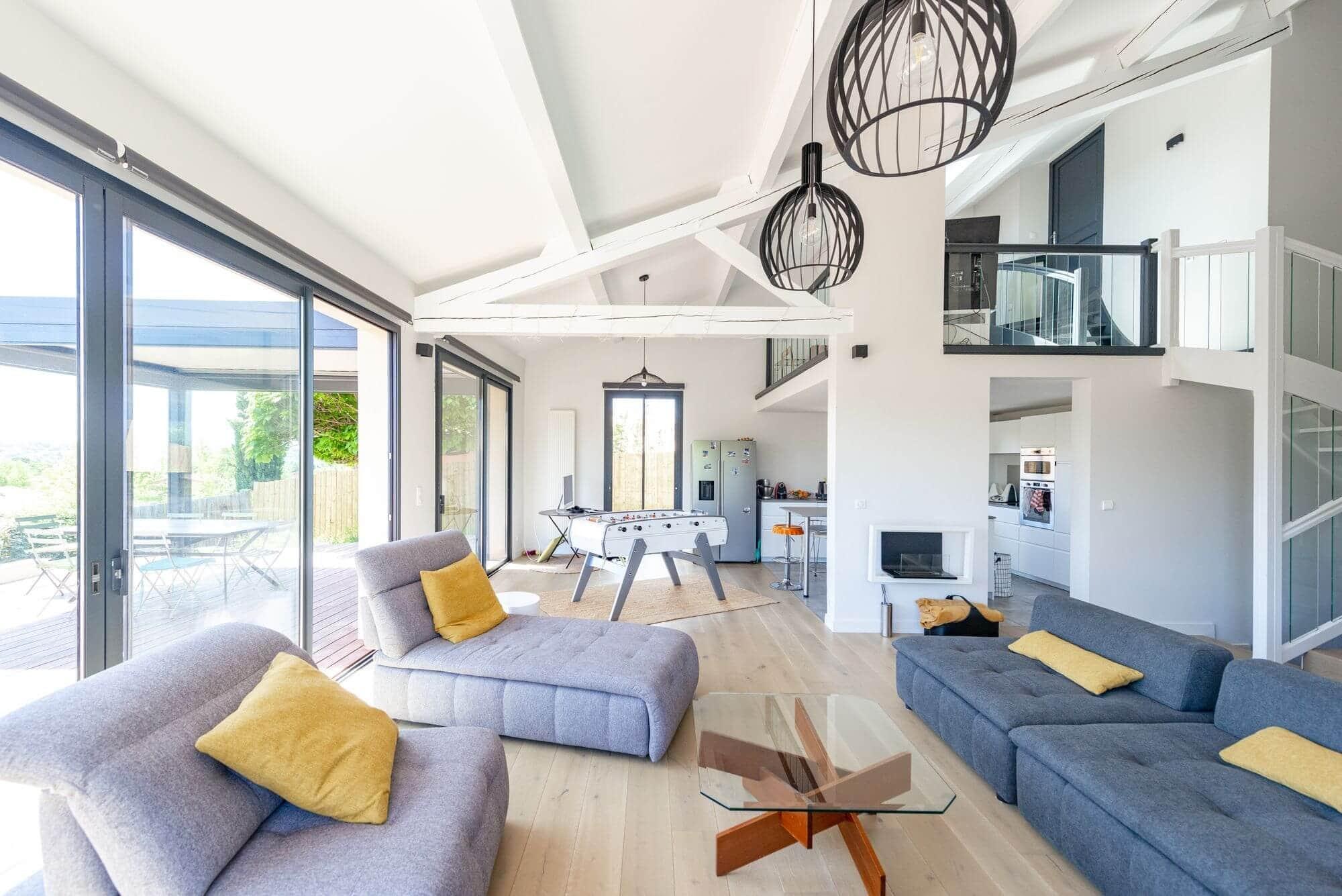 Fournisseurs mobilier, parquet, décoration maison architecte