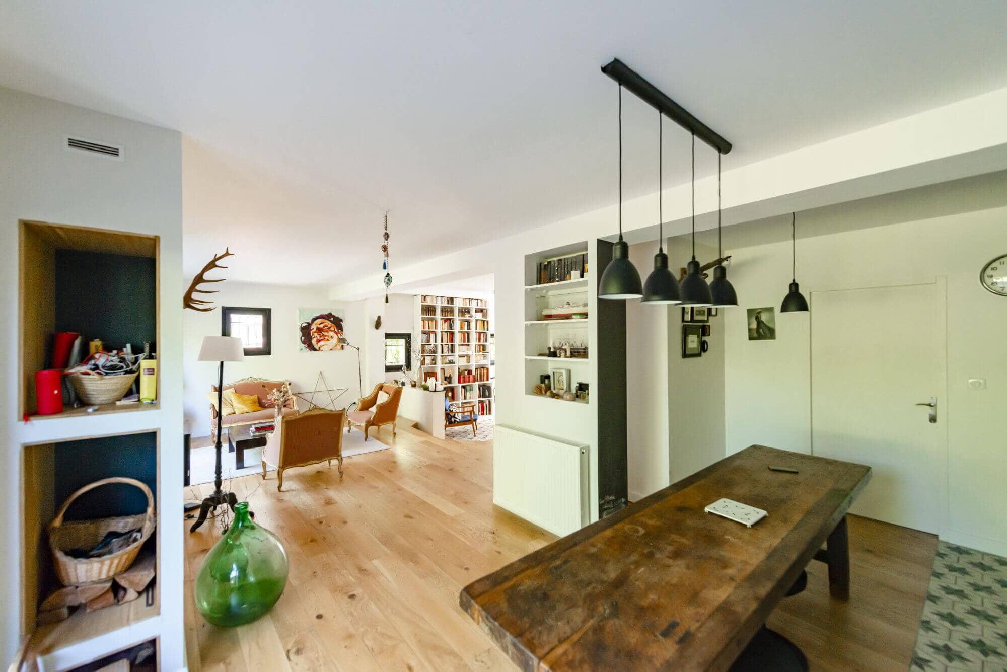 Maison, l'Ormeau, Renovation