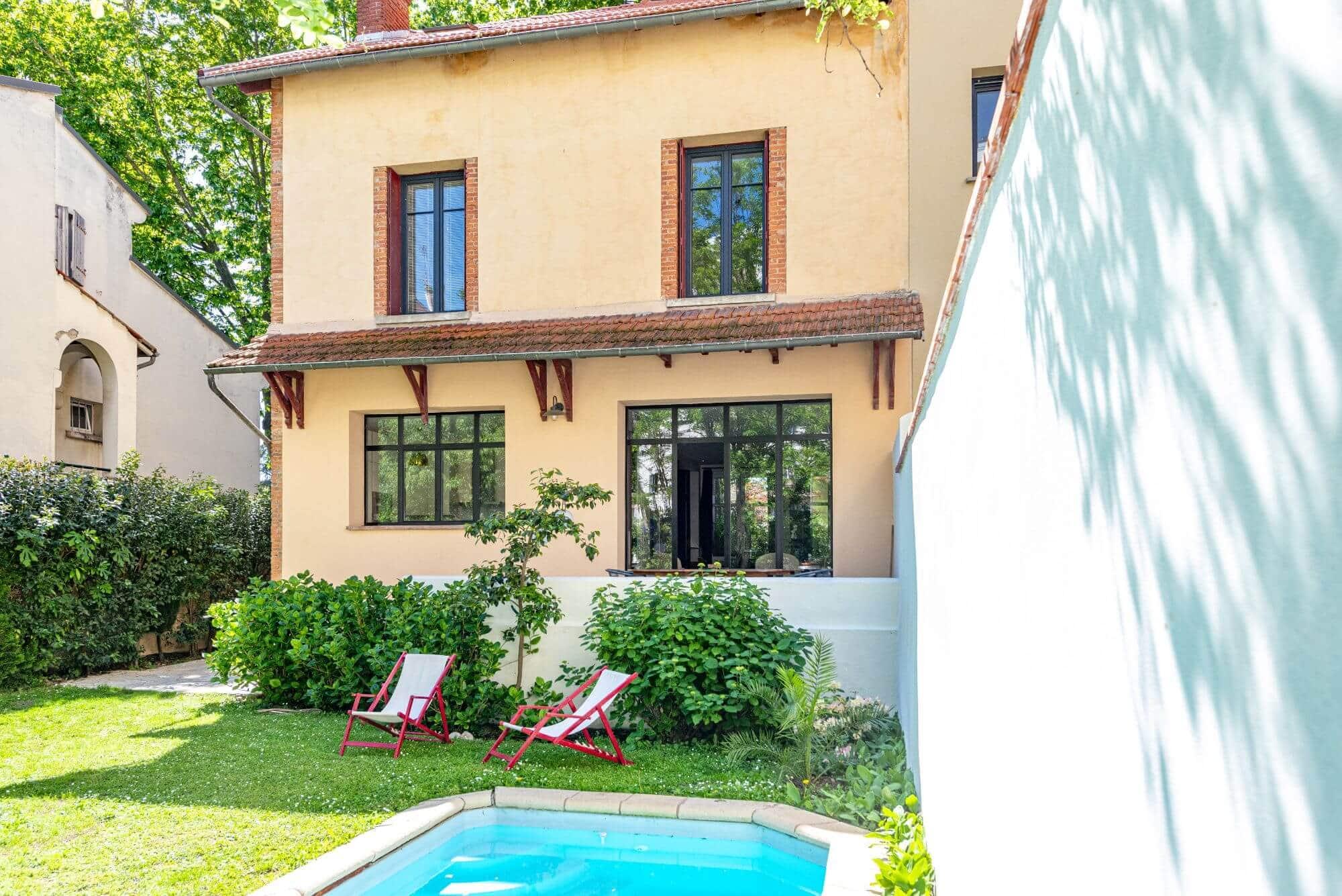 Maison, Piscine, Maison rénovée, Toulouse