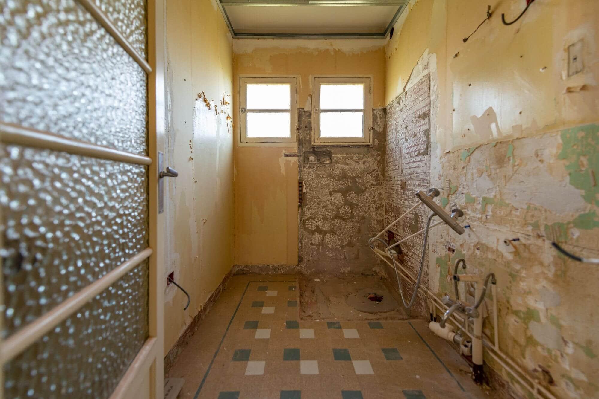 Rénovation, Salle de bain, Refait à neuf