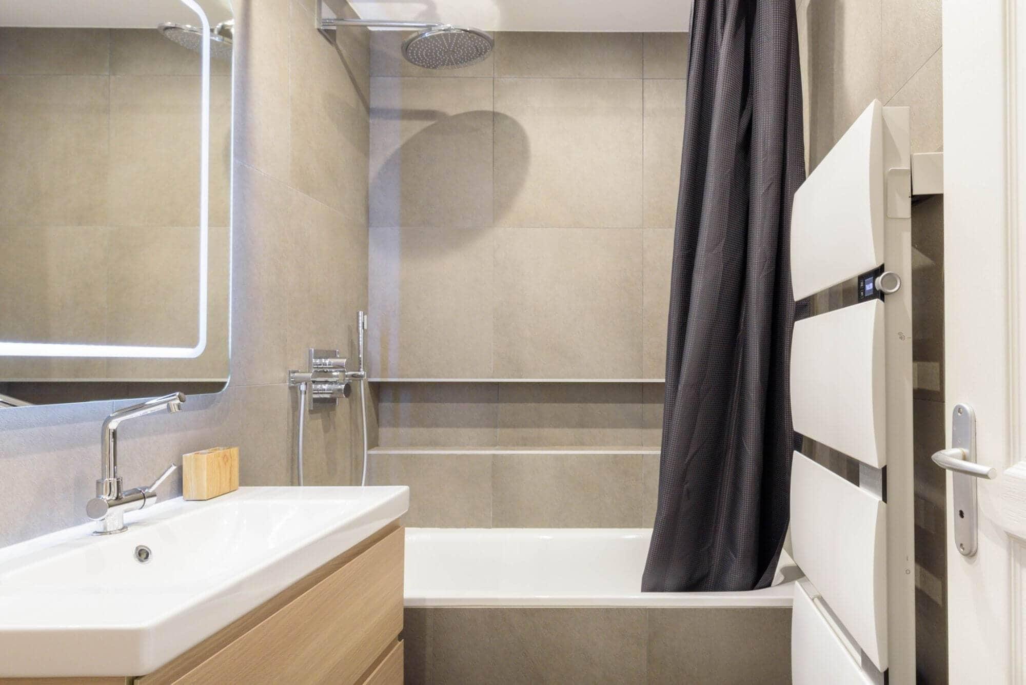 Salle de bain, Réalisation de rénovation, Rénovation toulouse