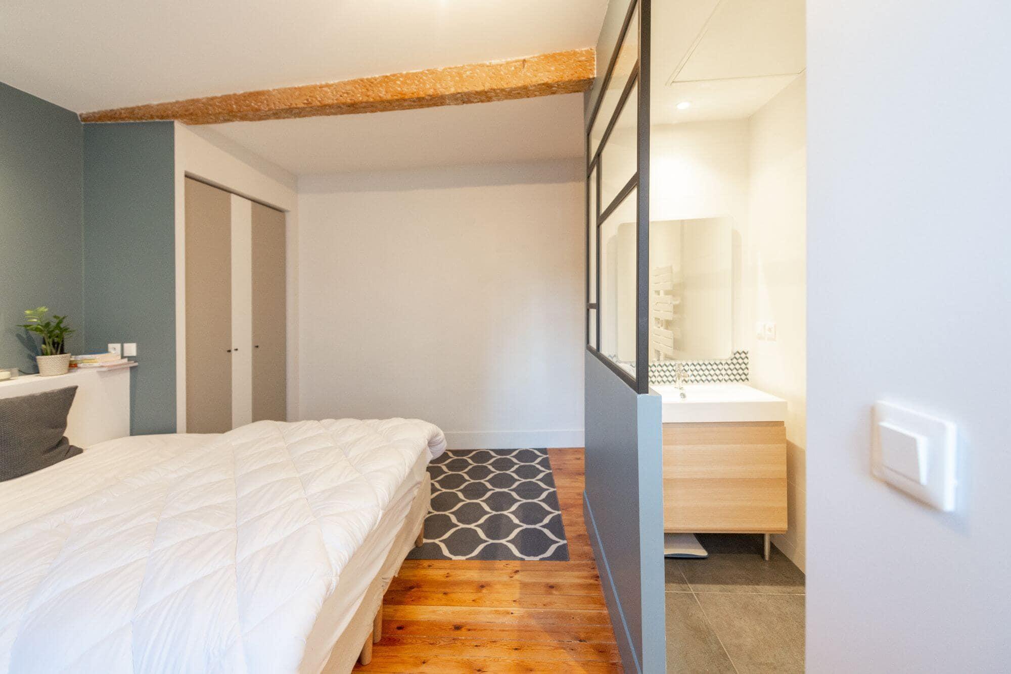 Suite parentale, Carmes, Duplex rénové