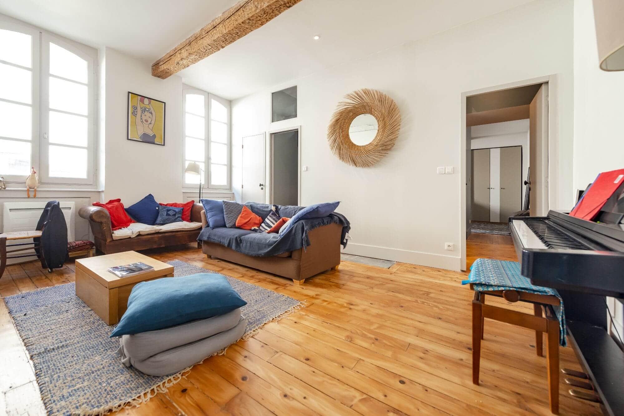 Rénovation, Travaux rapides, Toulouse, Appartement, Parquet