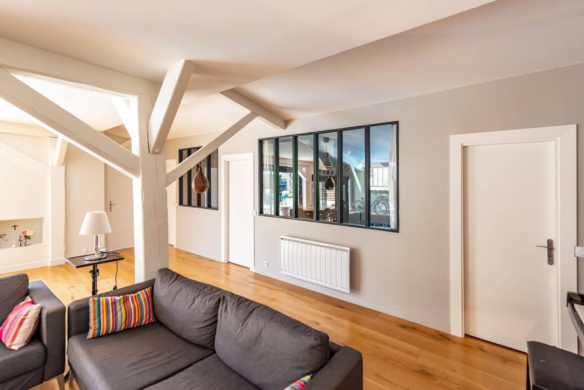 Verriere, Salon, Loft, Maison, Toulouse